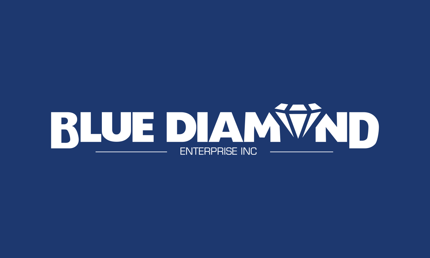 Blue Diamond Enterprise Branding